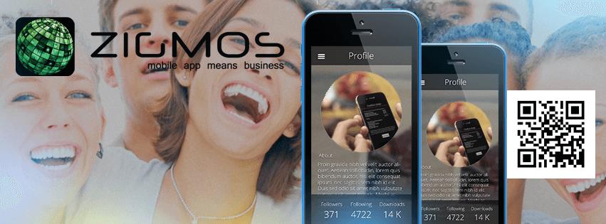 QR Code in app mobile